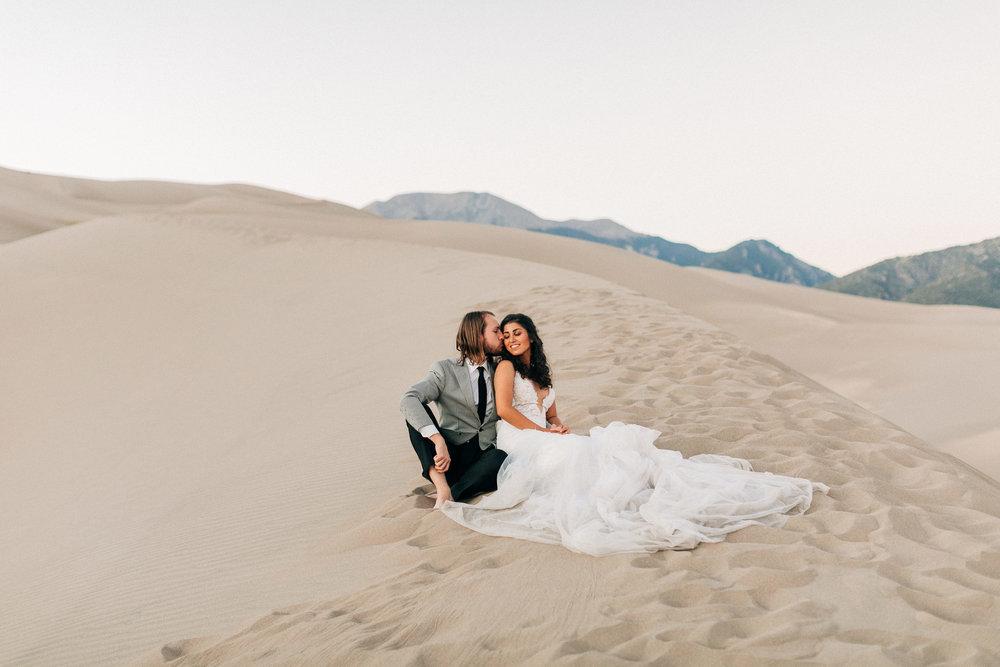 Our September Colorado Adventure Elopement | national park elopements