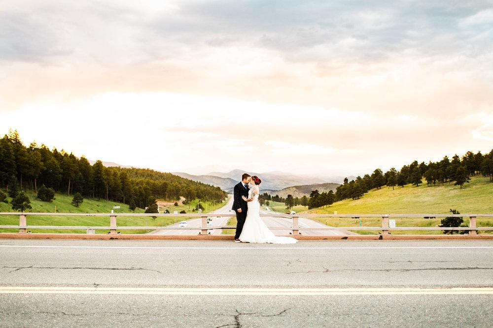 Pines at Genesee Adventure Wedding | Best Colorado Adventure Wedding Photographers