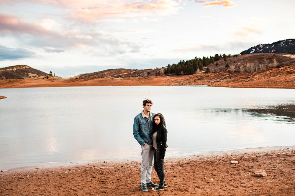 Fort Collins Engagement Session | Fort Collins wedding photographers