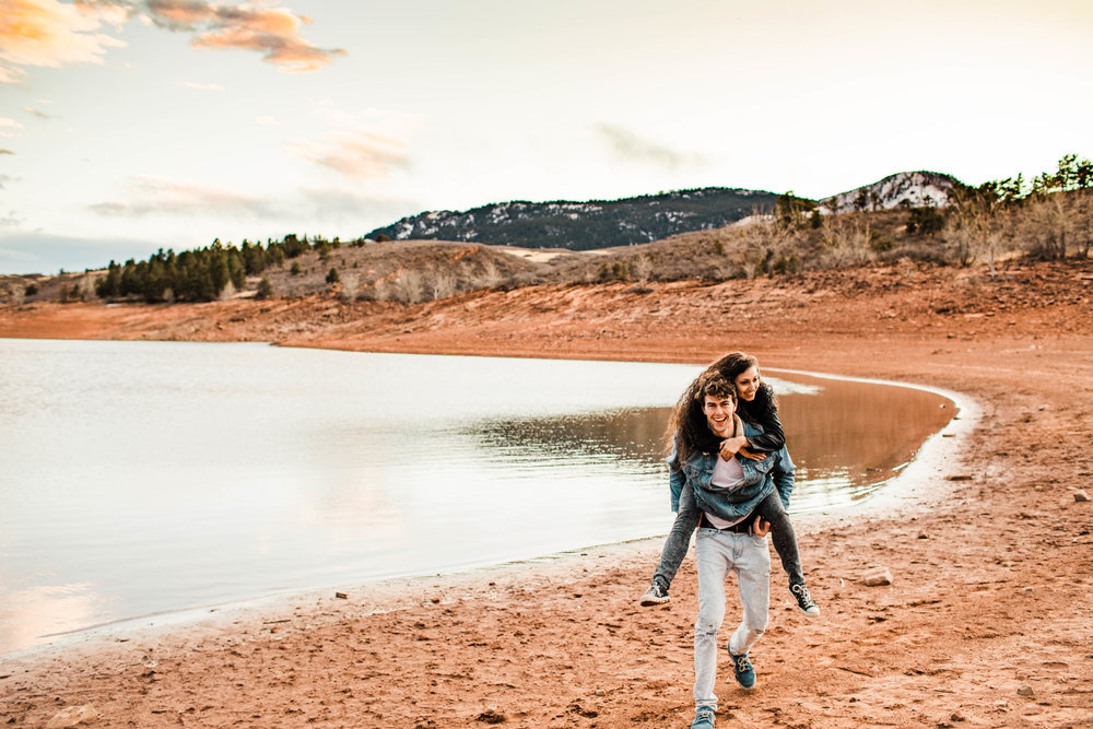 Fort Collins Engagement Session | wedding photographers near Fort Collins