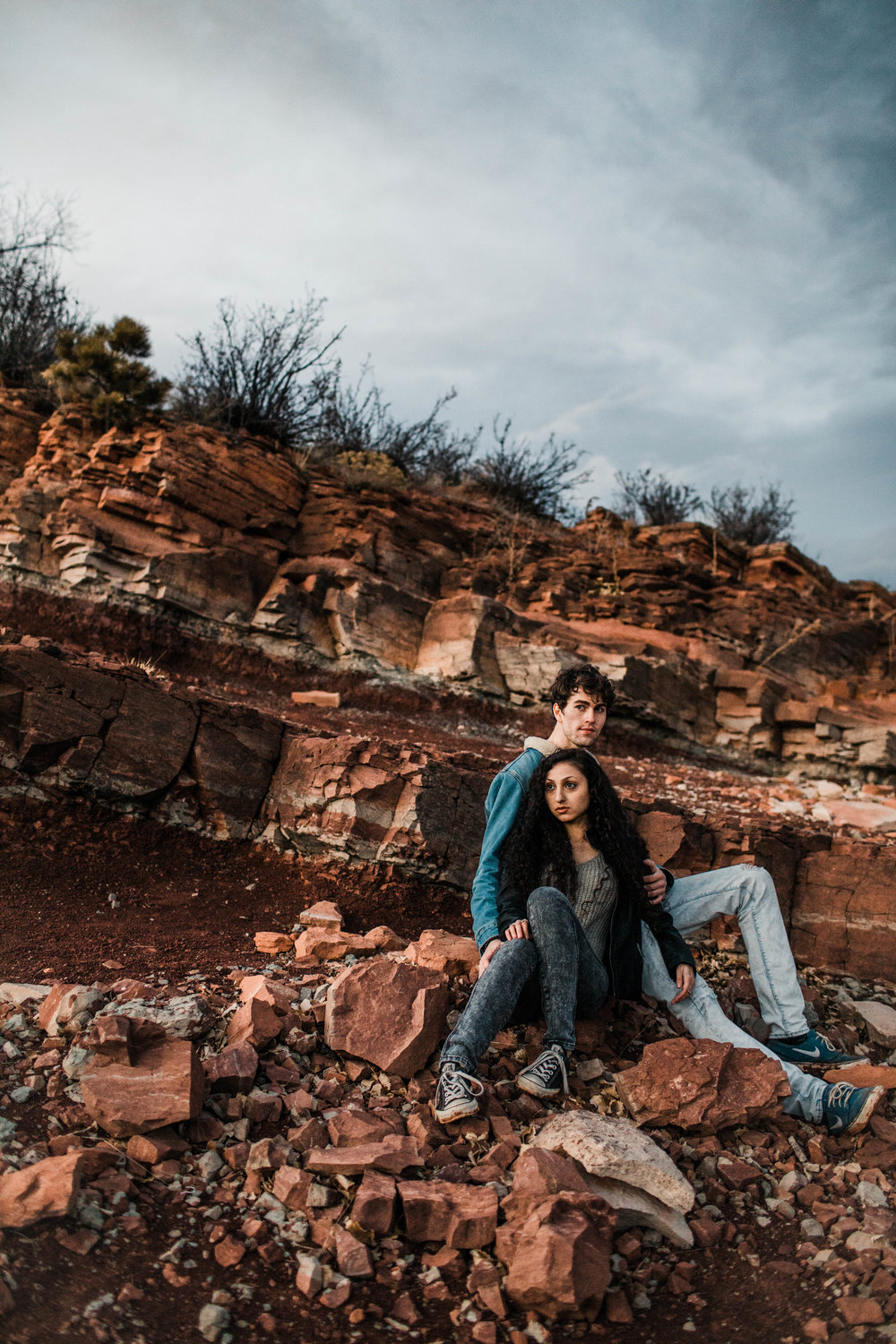 Colorado Front Range engagement photos in Fort Collins | Fort Collins wedding photographers