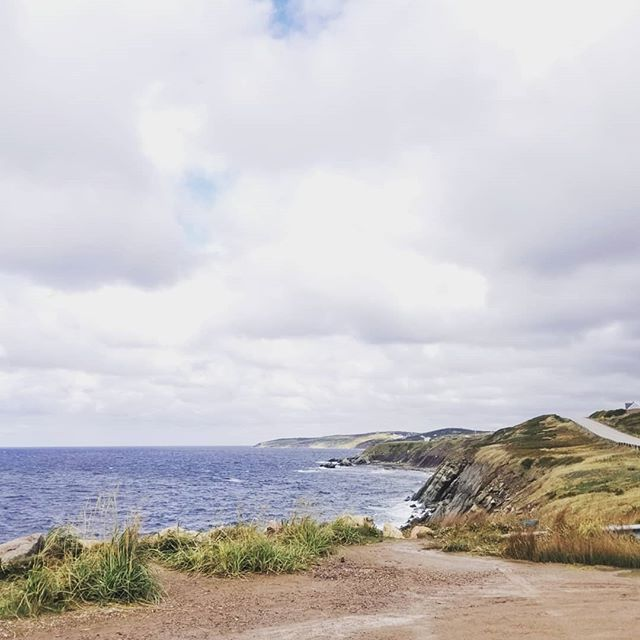 A cannonball run to Cape Breton Nova Scotia where the weather held off until my return trip today. Here are some of my favorite stops (per usual, not capturing enough photos because I dont like to stop when riding is good)