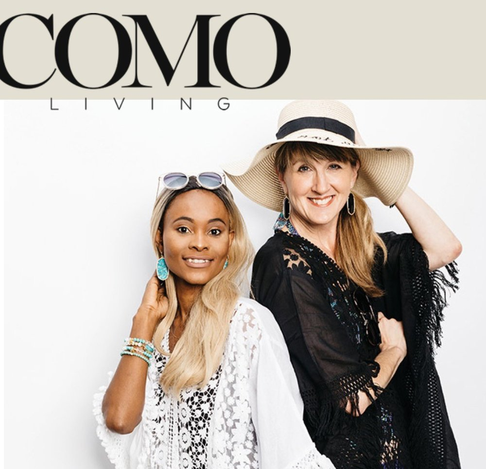 COMO LIVING Magazine - Fashion , May 2017