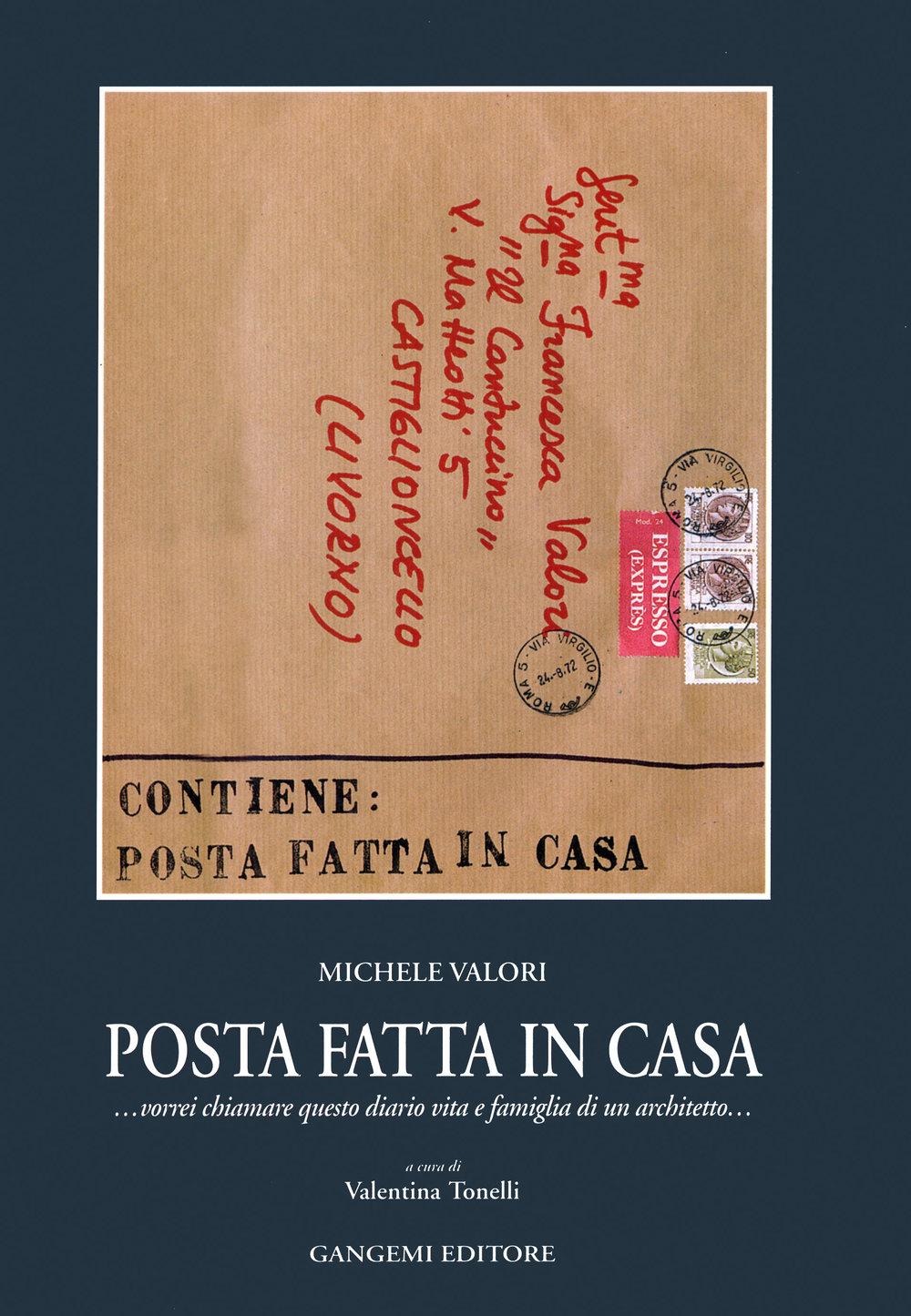 """""""Posta fatta in casa """"  Gangemi Editore , 1997"""