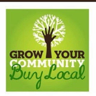 Buy Local and Support Your Community -