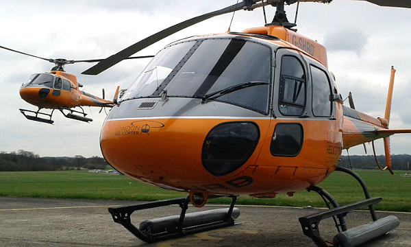 Fly from a host of airfields to The London Heliport
