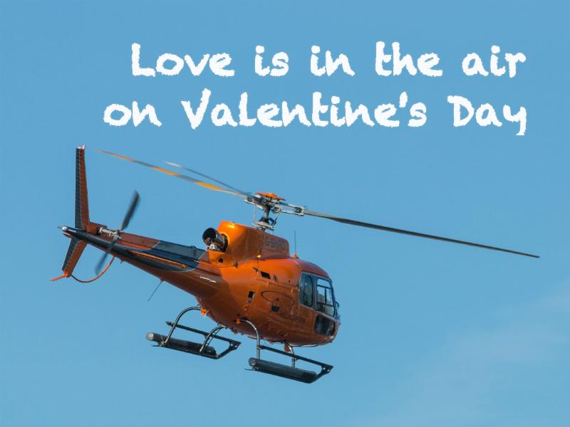 Valentines Day Flights