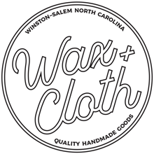 Wax + Cloth