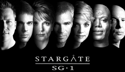 Stargate SG1 - Series Wrap Up