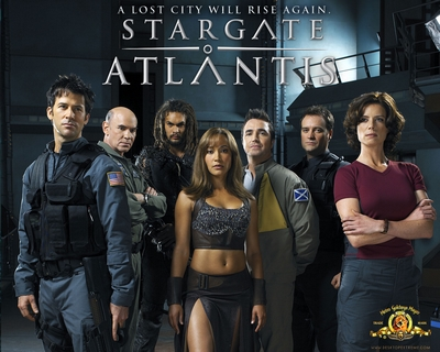 Stargate Atlantis - Series Wrap Up Show