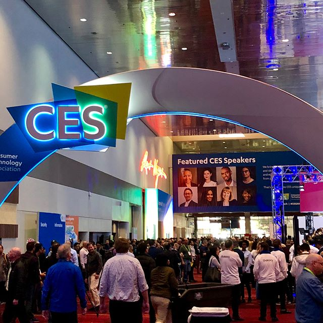 #CES2018 was an absolute blast! Met a lot of cool people and saw some tech that will change the way we live, work, and play.  I gathered some of my favorites here, but I'll be doing an in depth post on Medium with my favorite things at the show and how I think they'll change our world.  #technology #ces #libratone #samsung #apple #tech