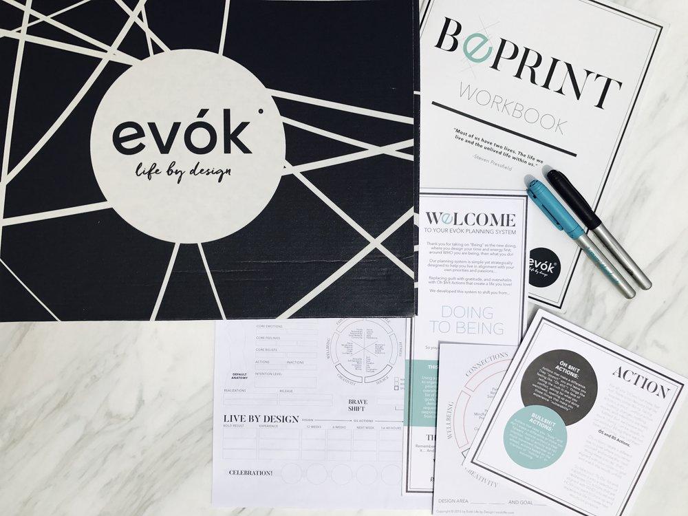 Quarterly BEprint™ Design Strategy Kit