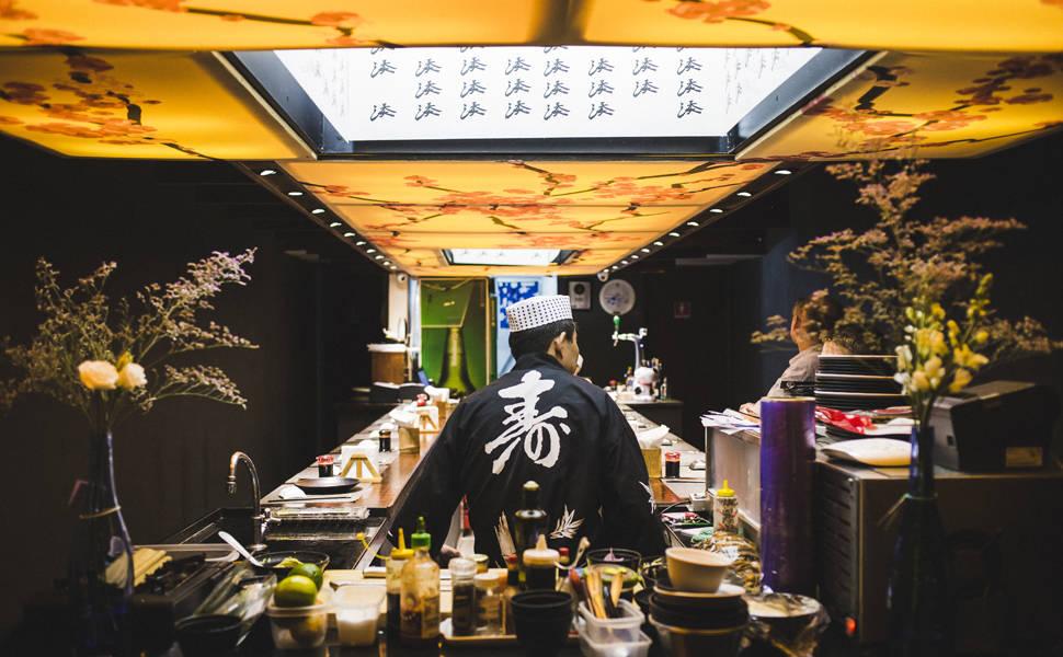 Aroma Restaurante Minato Izakaya - SP