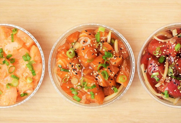 ONO POKE'S CUSTOMIZABLE BOWLS HEAD TO A PERMANENT HOME IN MONTROSE - EATERBY AMY MCCARTHY