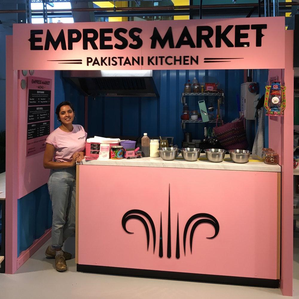 Empress Market @ Eat17, Hammersmith
