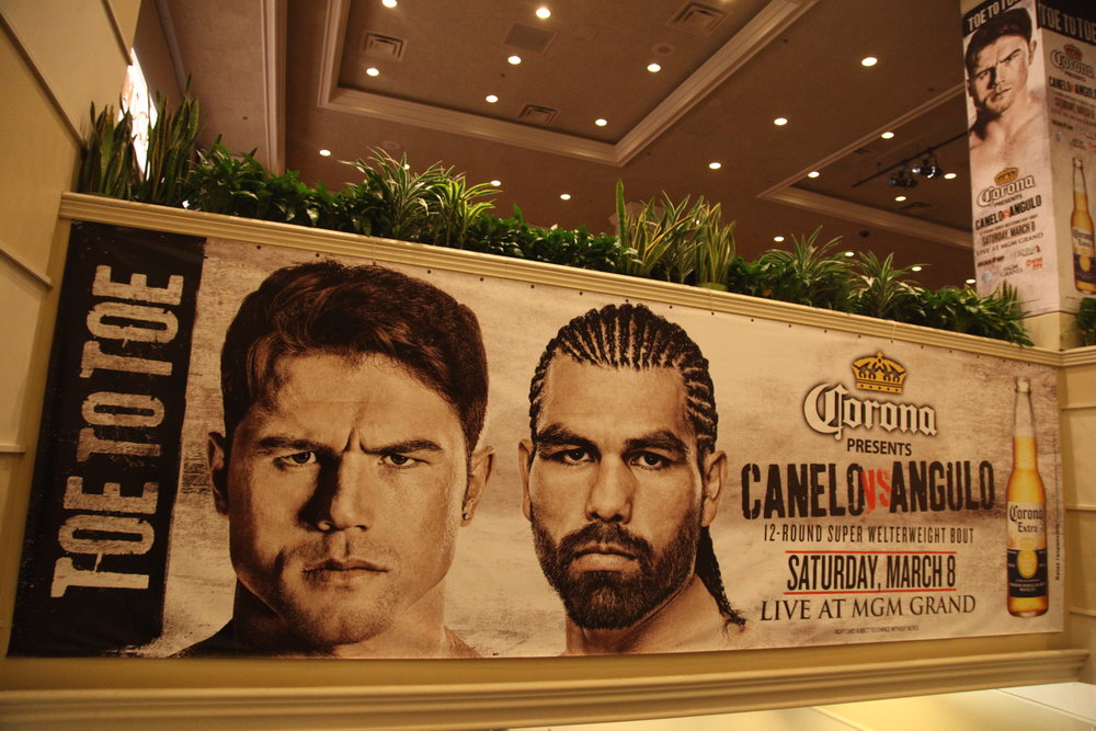 canleo angulo - 2013 Official Pre-Party @ MGM Grand Garden Arena