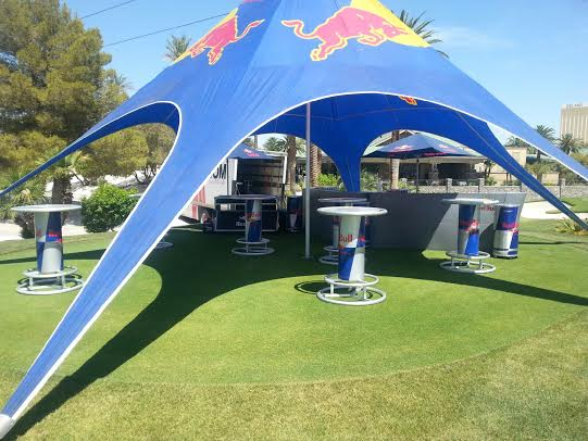 spearmint rhino golf tournament - Powered by Red Bull