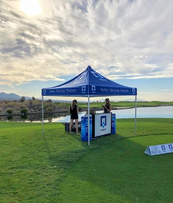A #gorgeousday for the 15th annual #fatboy #golftournament @lvpaiutegolf to support continued research & development of #autism #familiesforeffectiveautismtreatment #resqwater #proactiverecovery #golfingforacause  #golfingforautism #fnomworldwide