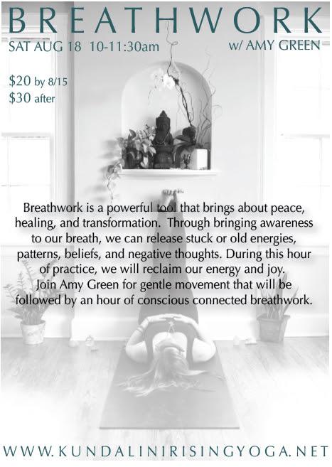 Kundalini Breathwork
