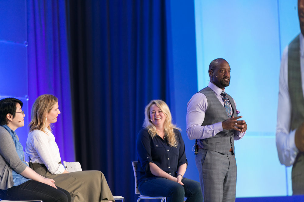 May 2017 - Dontay shares his experience as a small business owner with the Board of Directors at Intuit in Silicon Valley.