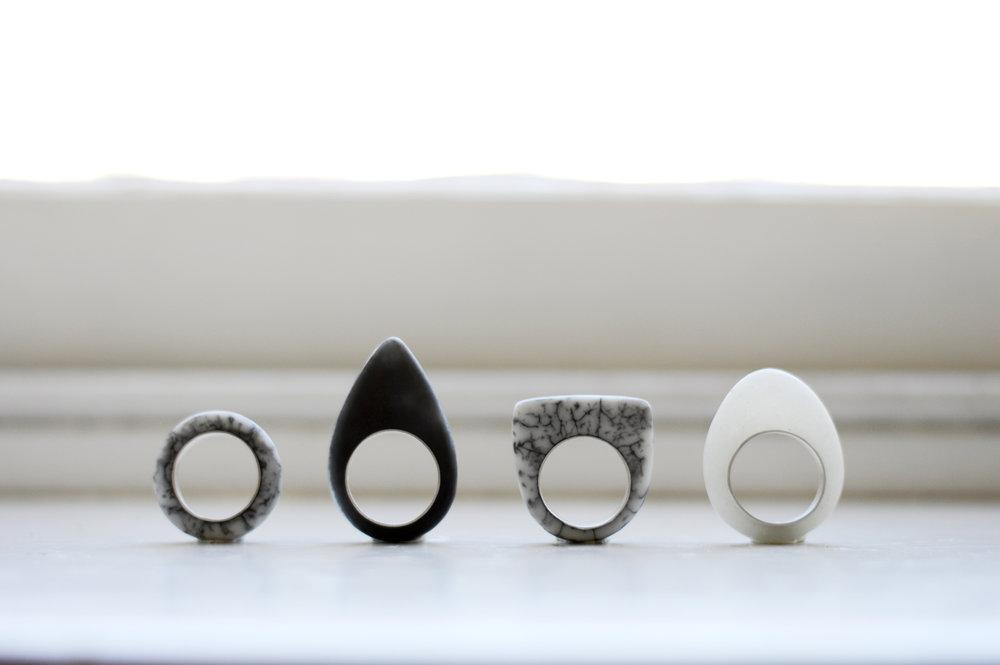 Resin Rings - 2016