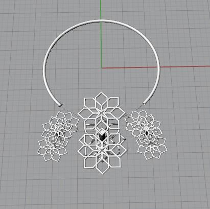 Necklace variation