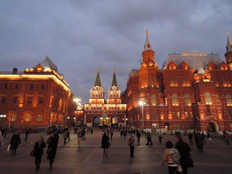 Gorgeous Moscow