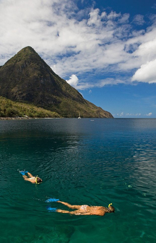 Paradise Found: St. Lucia's ultimate in barefoot Caribbean luxury