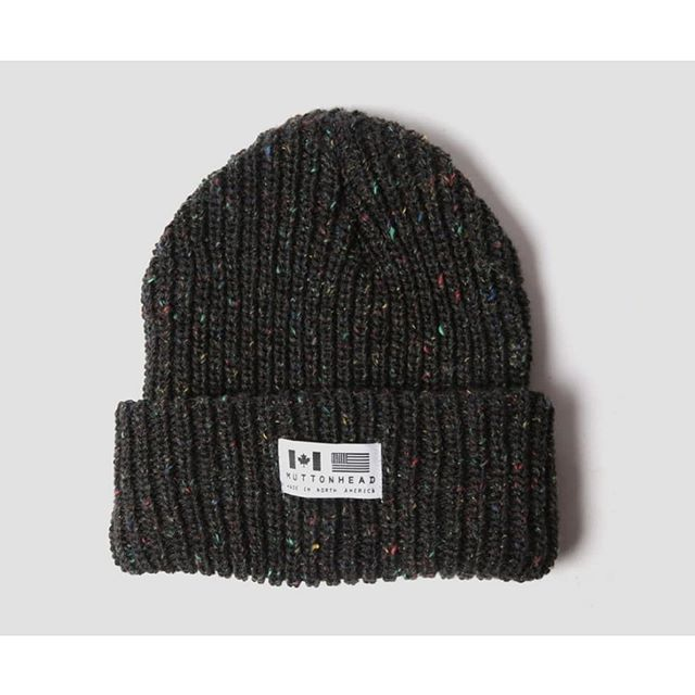Still got a couple of super warm Muttonhead toques left in store and online. #itstoodangcold ❄️❄️❄️ #artnoise #muttonhead #madeinnorthamerica