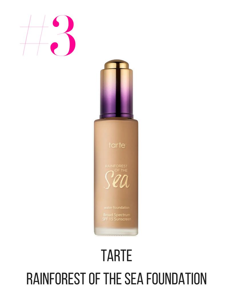 Courtesy of Tarte Cosmetics