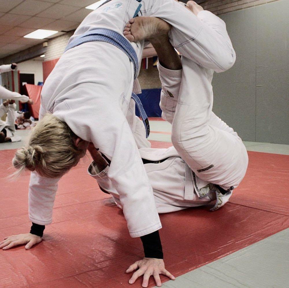 Balance Jiu Jitsu & Yoga