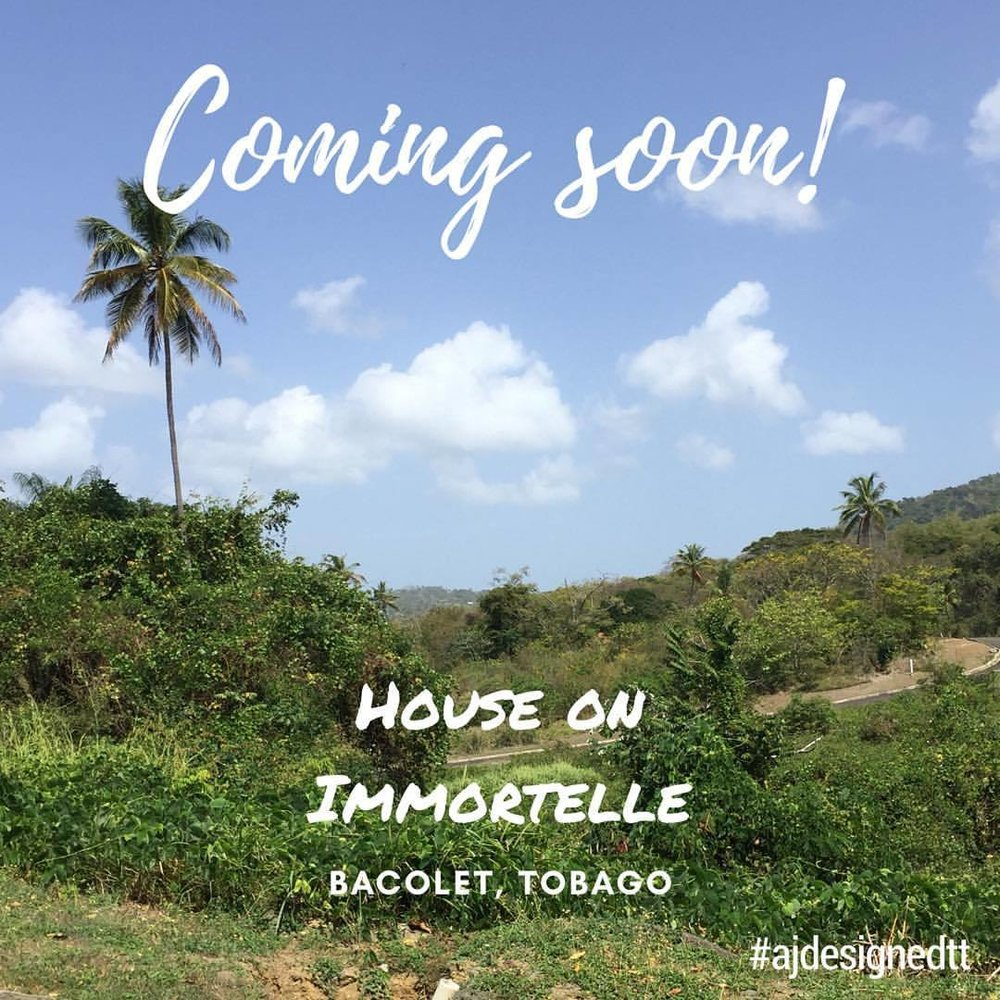 All building approvals received. Let's hope we could get construction started this summer. #ajdesigned #foundationtofinish #newconstruction #architect  #caribbeanrealestate #provsconstruction #tobago (at Bacolet)