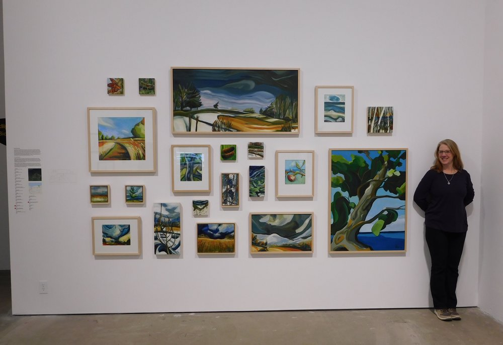 Landscape and the Unbuilt at RoCo thru March 16