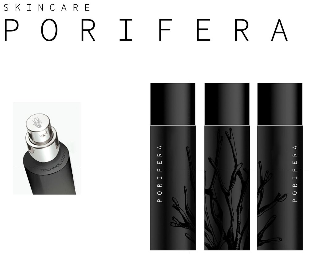 Porifera  ™   Skincare   - in development
