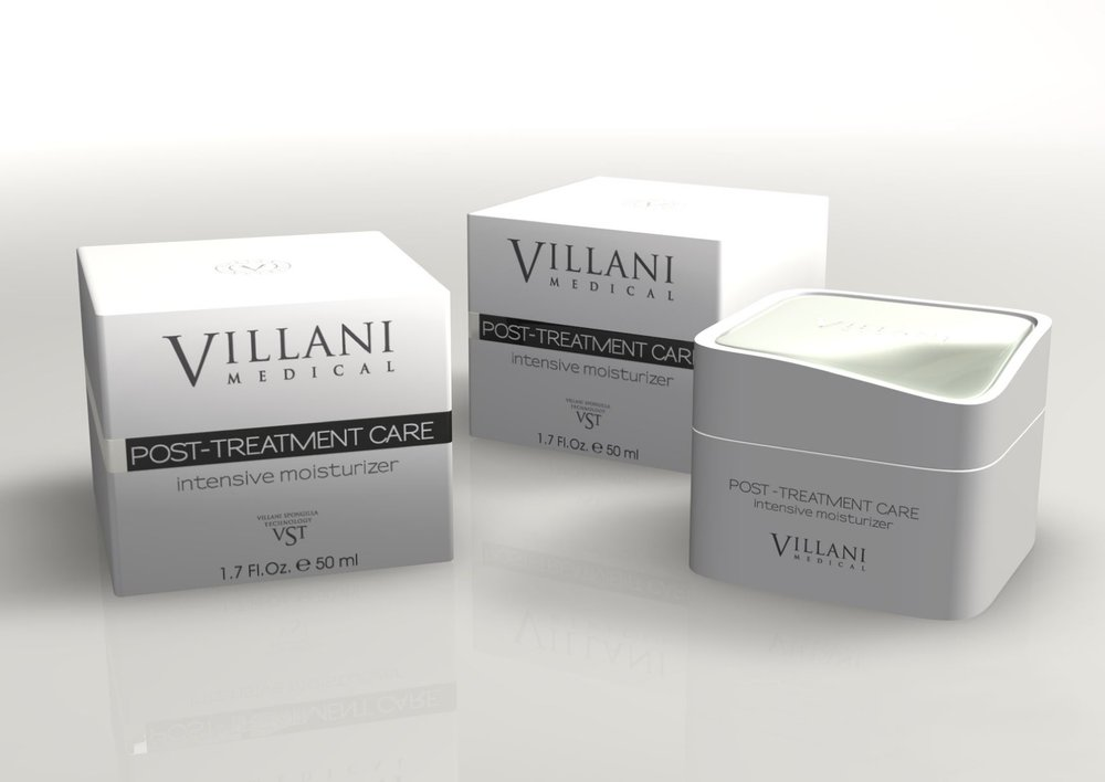 Villani Post-Treatment Care™ - in development