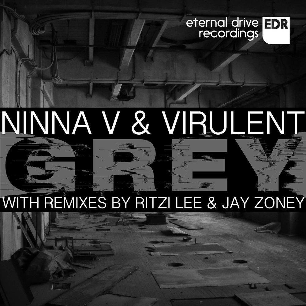 EDR015 Ninna V & Virulent - Grey