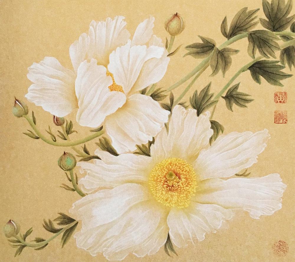 Matilija Poppies No.2