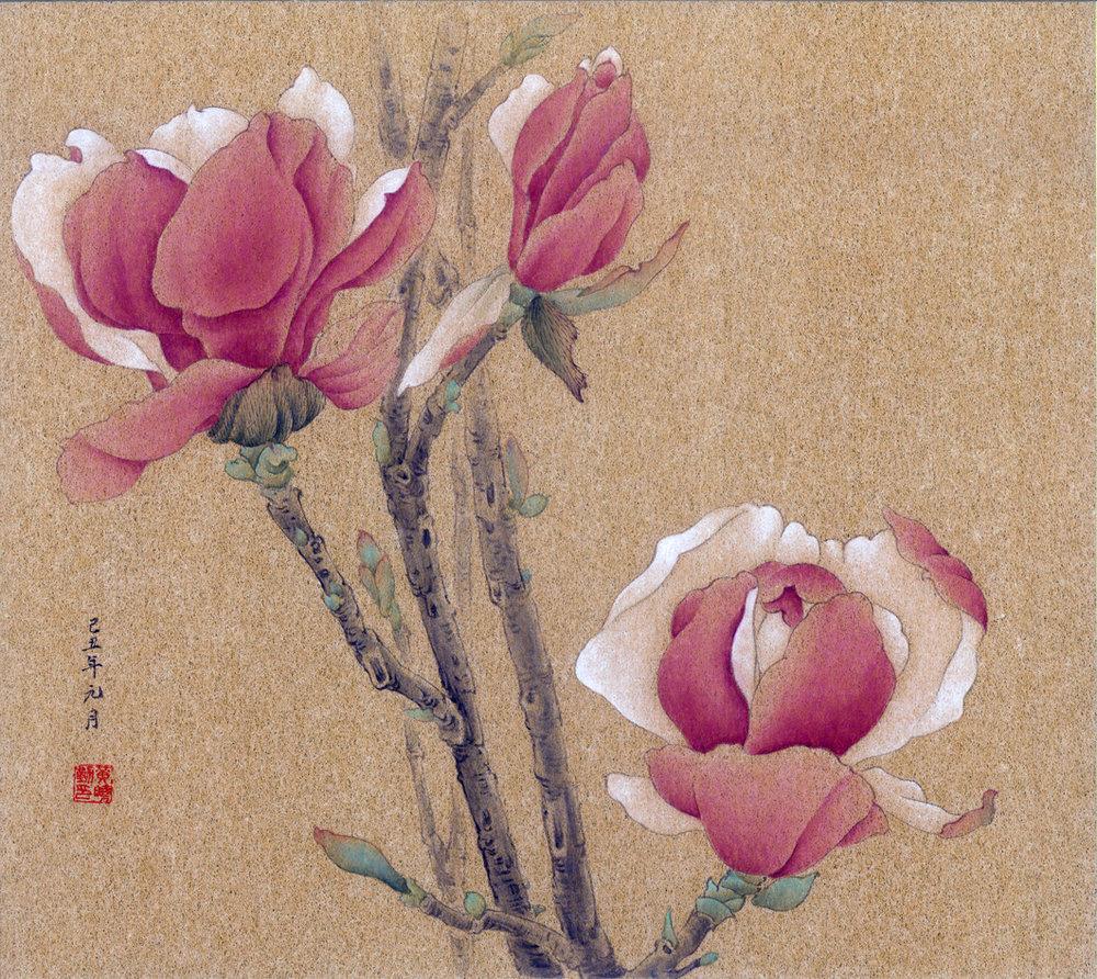 Rouge Magnolia #2