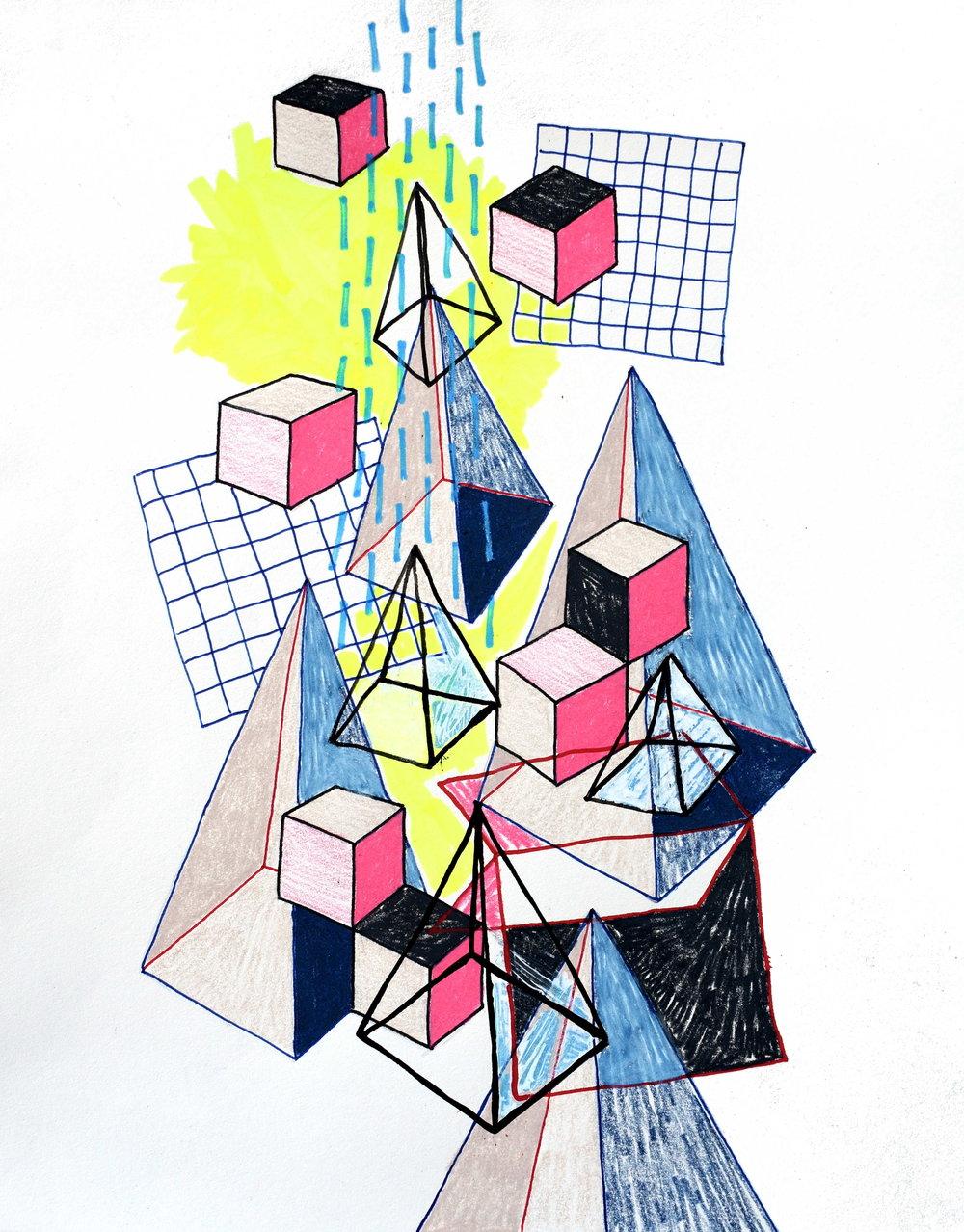 Pyramid Scheme 2