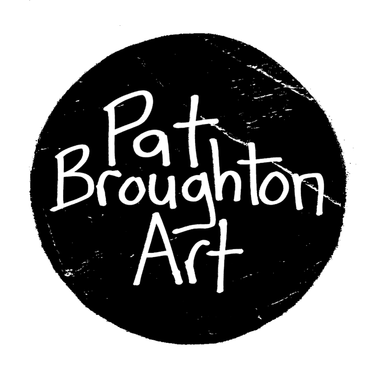 Pat Broughton Art