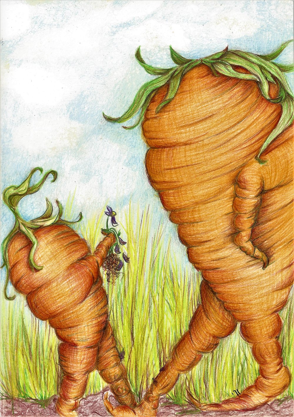 To Carrot With Love