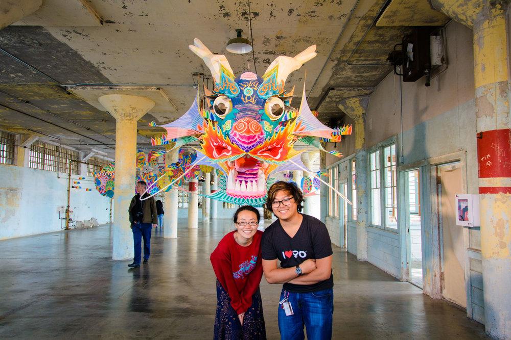 Alcatraz, Ai Weiwei