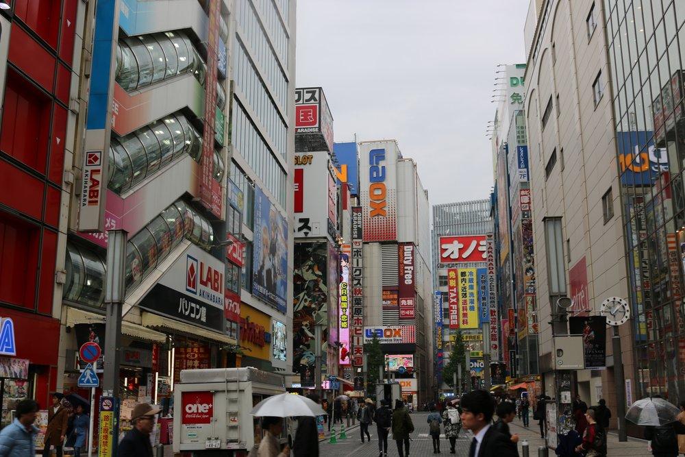 Kon'nichiwa! Nihon ni tsuite hanashimashou. -