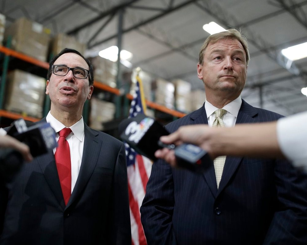 AFTER NEVADA GOP PUSH, TREASURY CHANGED LUCRATIVE POLICY... - - THE WASHINGTON POST