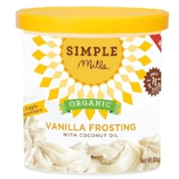 Vanilla Frosting... It's SO creamy and delicious!