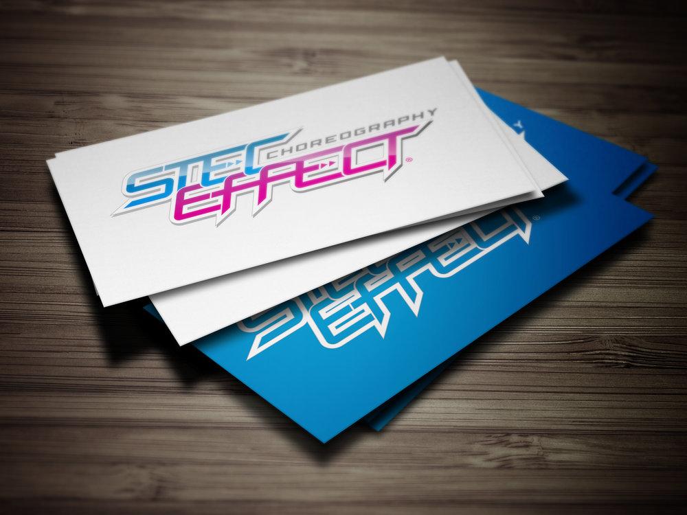 StecEffect Business Card