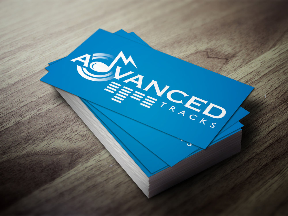 Advanced Tracks Business Card