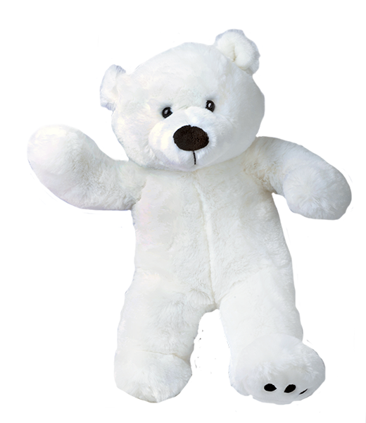 Snowy Bear - Ultrasound Heartbeat Buddy