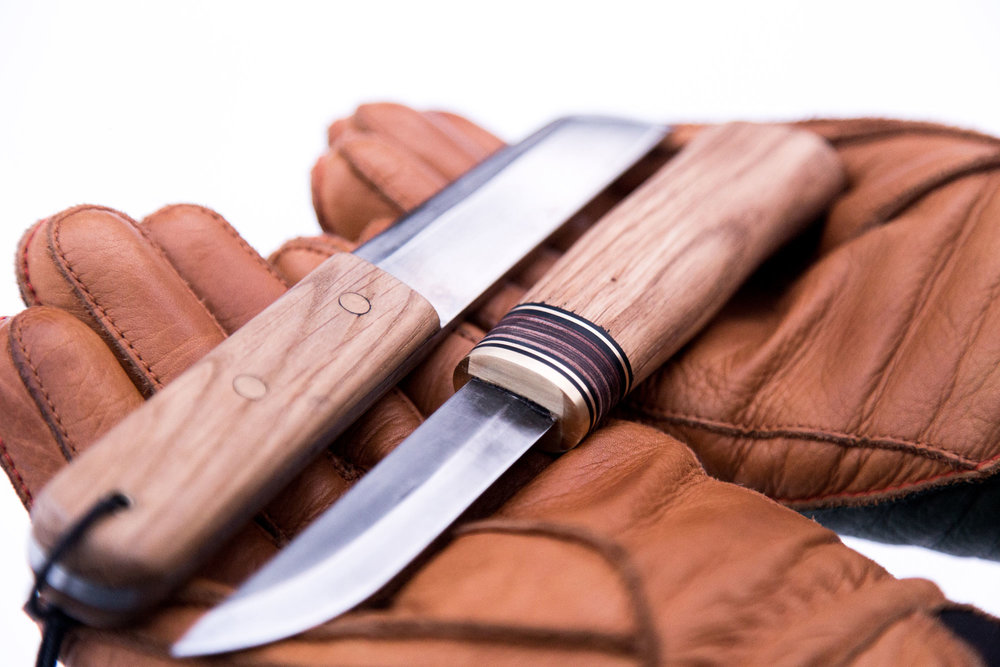knife making -photo by carolyn wegner