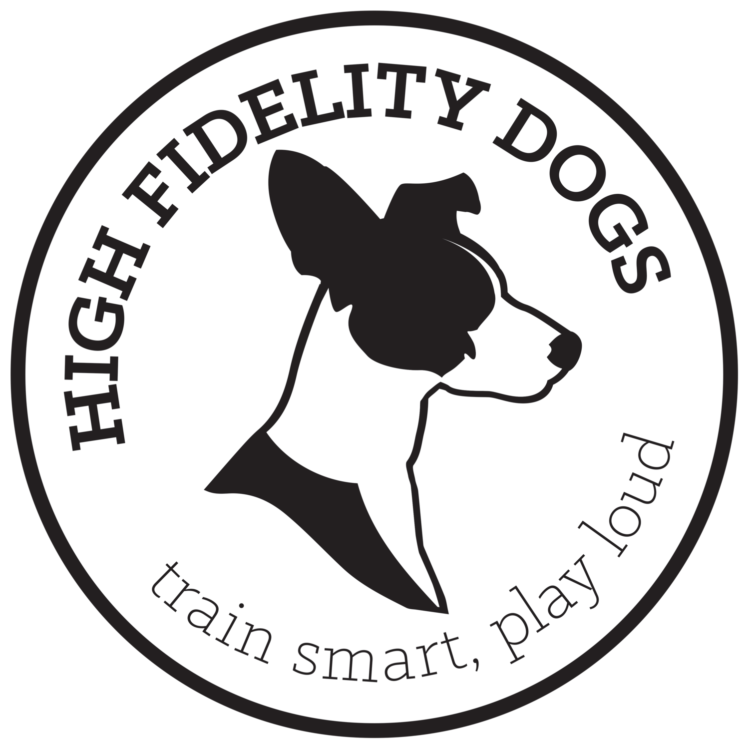 High Fidelity Dogs